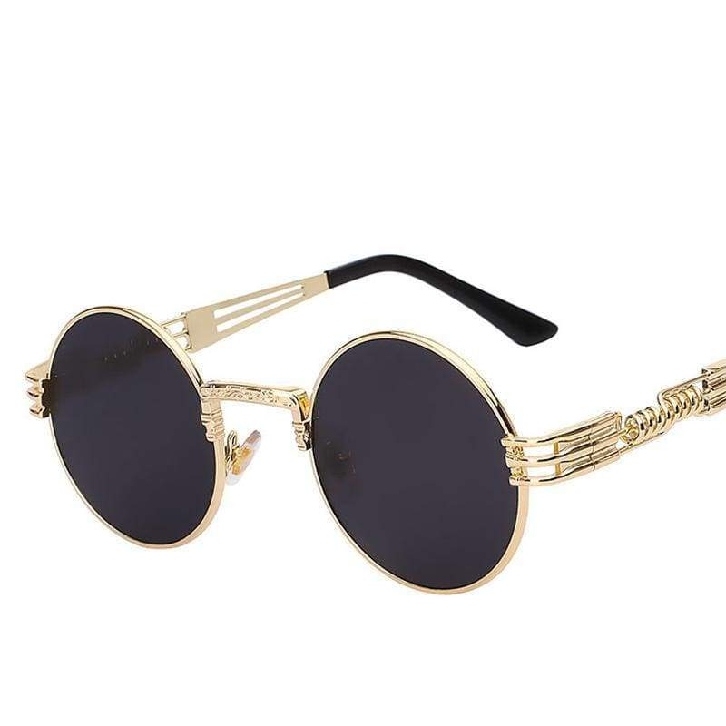 Gothic Steampunk Sunglasses for Women