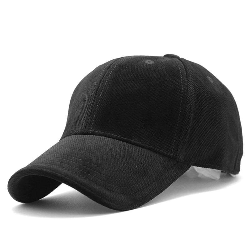 Luxury Velvet Sport Trucker Cap