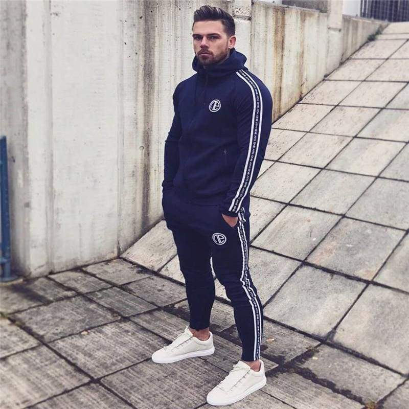 Mens Fashion Sportswear Tracksuits