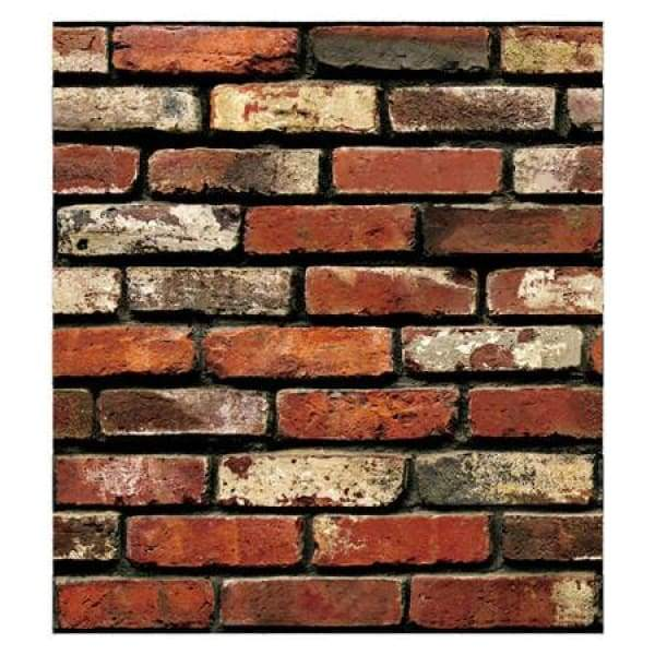 Rustic Brick Stone Self-adhesive 3D Decorative Wall Decals - B