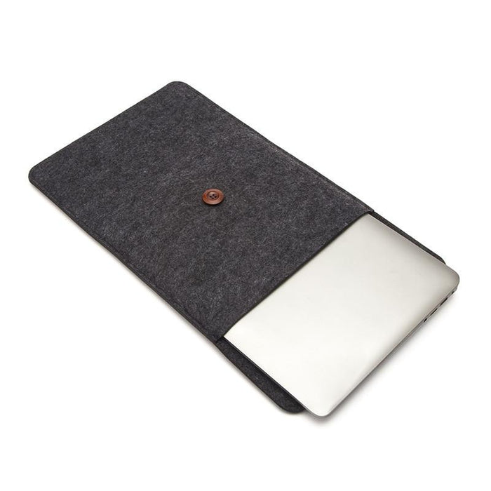 Woolfelt Cover Case 11 12 13 15 Inch Protective Laptop Bag/Sleeve for Apple Macbook Air Pro Retina