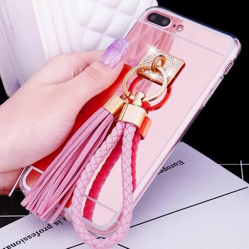 Phone Cases with Rope For iPhone 7 / Plus