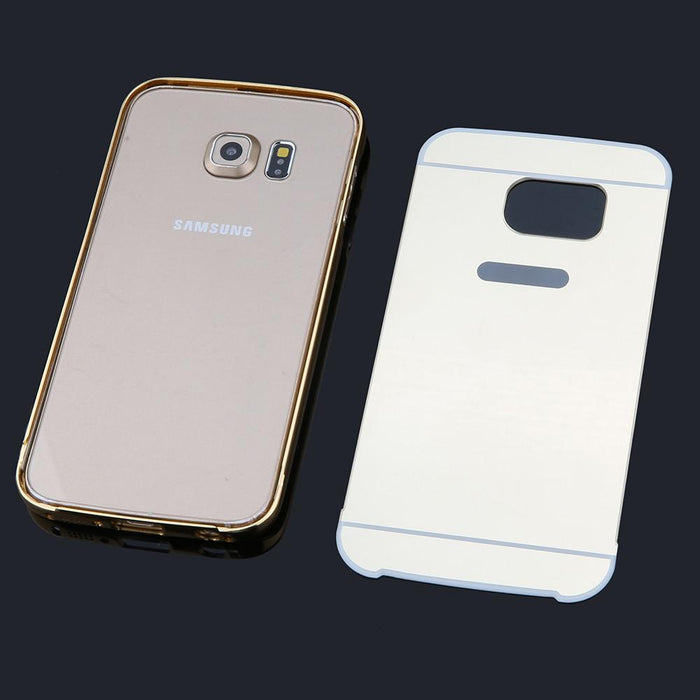 2 in 1 Plating Case - Samsung Galaxy S6 S6 edge
