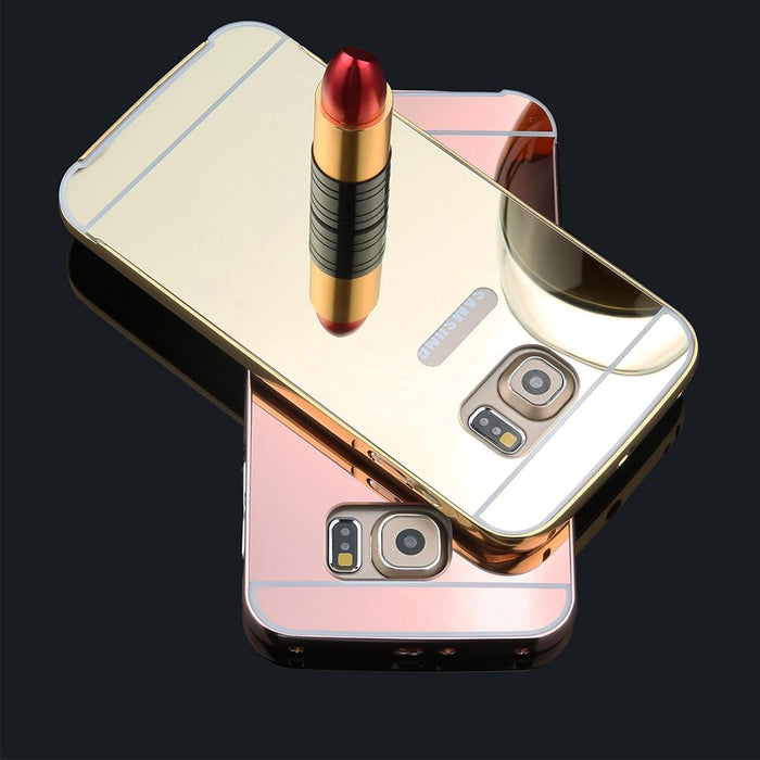 2 in 1 Plating Case - Samsung Galaxy S6 S6 edge - case.n.more