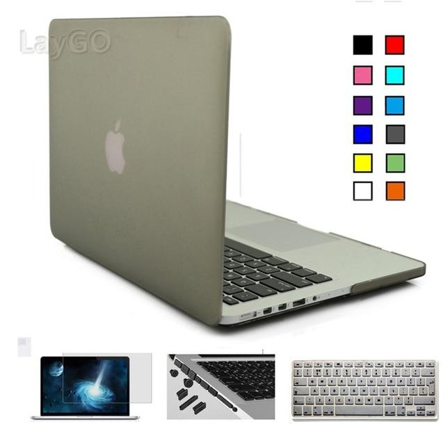 Laptop Case Matte Marble For Macbook Air 13 11 Case Pro Retina 13 15 Laptop Sleeve 13.3 15.4 12 inch