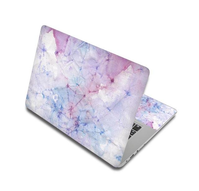 "Coloful laptop skin notebook stickers for 15"" 15.6"" 13"" 13.3"" 14"" computer sticker for macbook/ hp/ acer/ xiaomi"