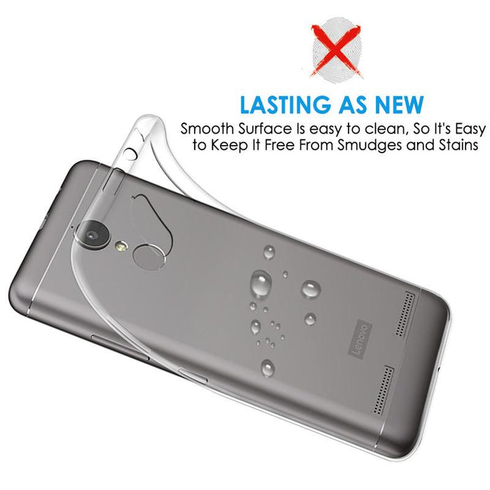 Lenovo K6 Cover Transparent Protective