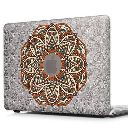 Mandala Laptop Accessories Hard Cases Cover For Macbook Pro 13 Case Pro 13 15 Retina Laptop Skin 13.3 inch Tablet