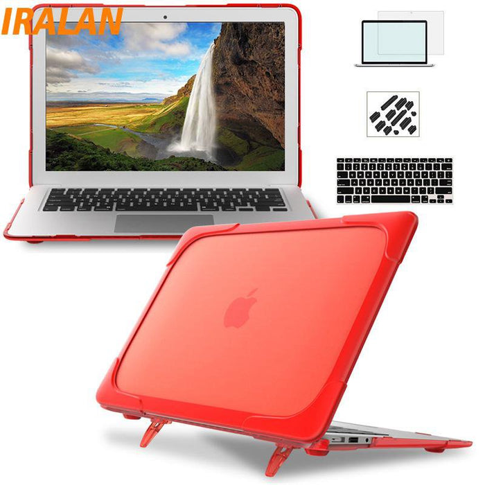 High quality Hard laptop sleeve for MacBook Air 13 case 11 12 15 Pro Retina Mac Book accessories with touch bar A1706 A1708