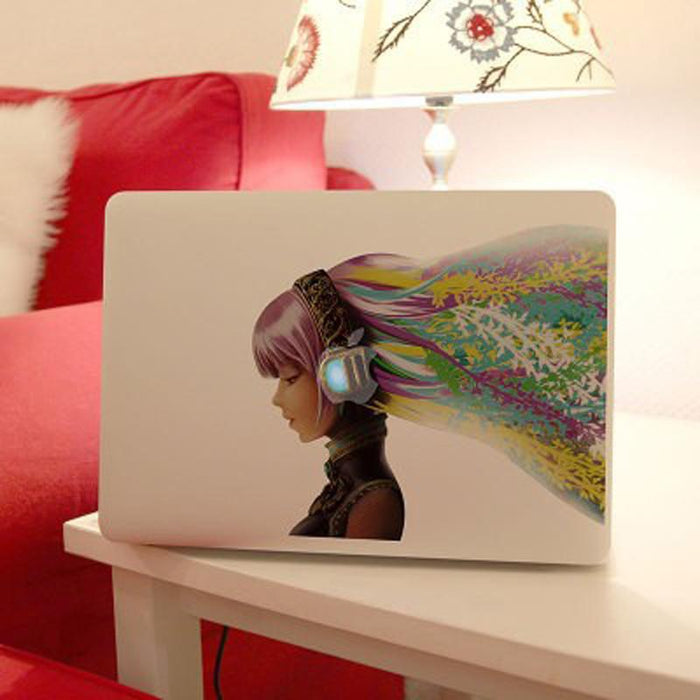 Sticker for Apple Macbook Air Pro Retina 11 13 15 inch Laptop Case Cover Cartoon Skin