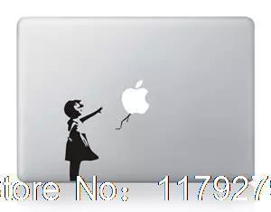 "Art Black Cartoon sticker For Apple Macbook Pro 13 15 Inch with retina display Skin Decal Vinyl Cover For Macbook Air 13,3"" 13"