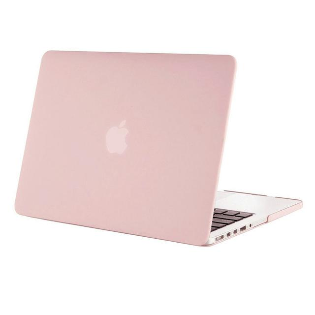 Crystal Clear Coque for Macbook Pro 13 A1278 Laptop Case Plastic Hard Case for Macbook Pro 15 inch A1286