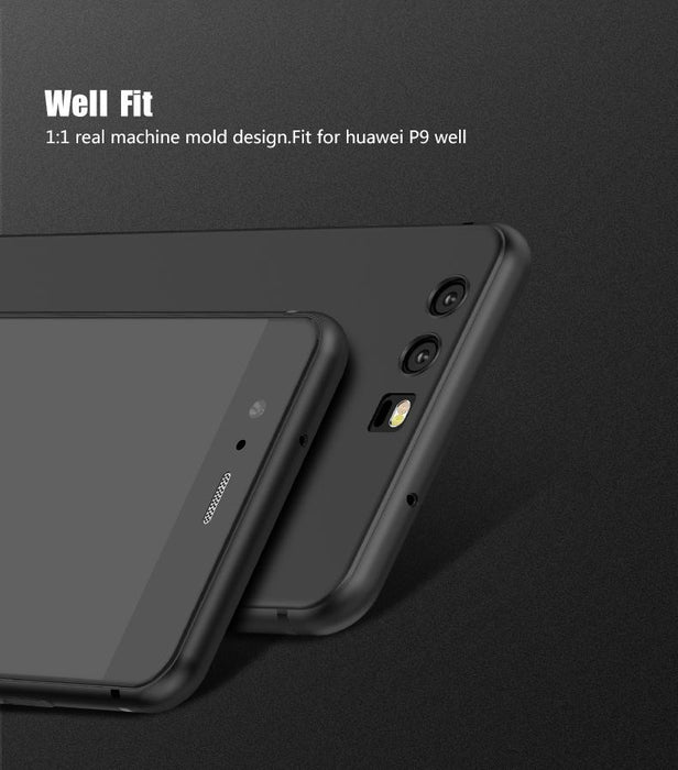 huawei p10 /  p10 plus cases TPU silicon Slim Back Protect