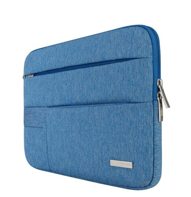 Nylon 11 12 13 13.3 14 15.6 inch Notebook Sleeve for Macbook air Shoulder Bag for Macbook pro