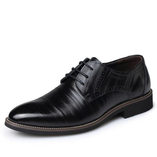 New High Quality Genuine Leather Men Brogues Shoes