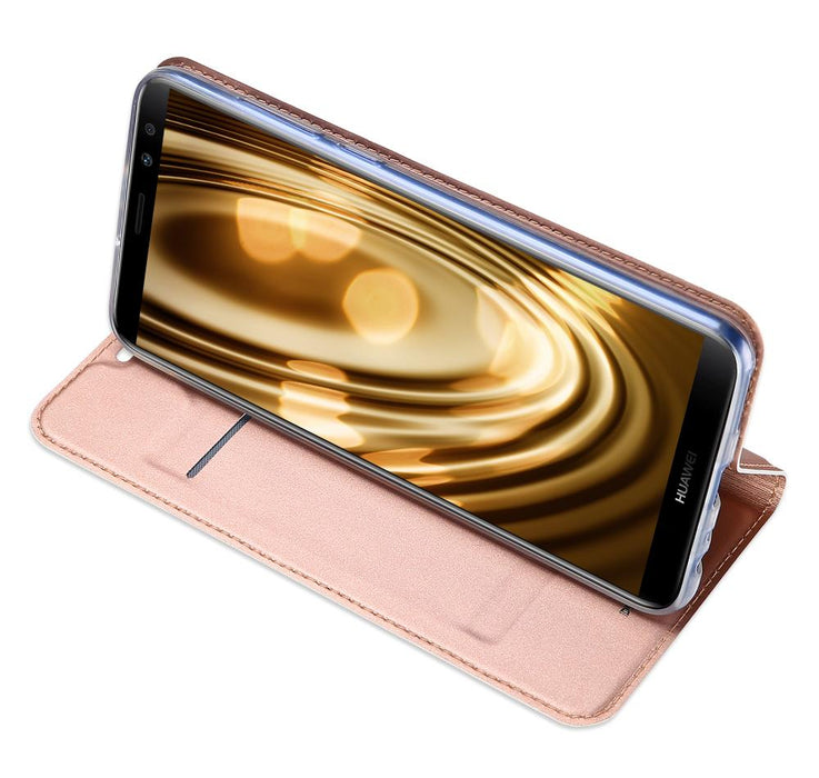 Leather Wallet Case for Huawei Mate 10 and Huawei Mate 10 Lite Nova 2i Nova2i - case.n.more