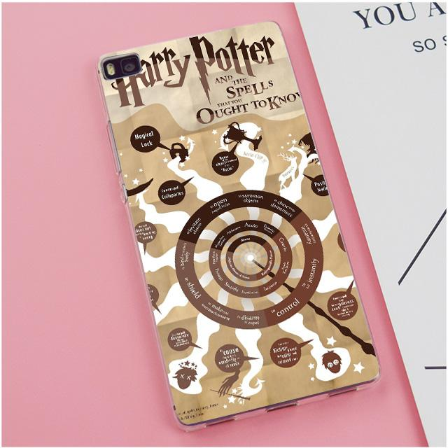 Harry Potter Deathly Hallows Case Cover For Huawei P8 P9 P10 Lite Plus 2017 Honor 8 Lite Pro 9 5C 6X