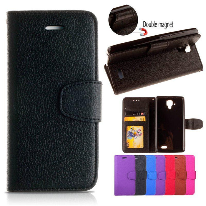 Lenovo A536 A358t Cover with stand card holder