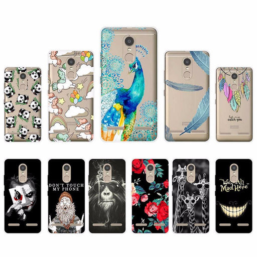 Phone Case For Lenovo Vibe K6 and lenovo k6