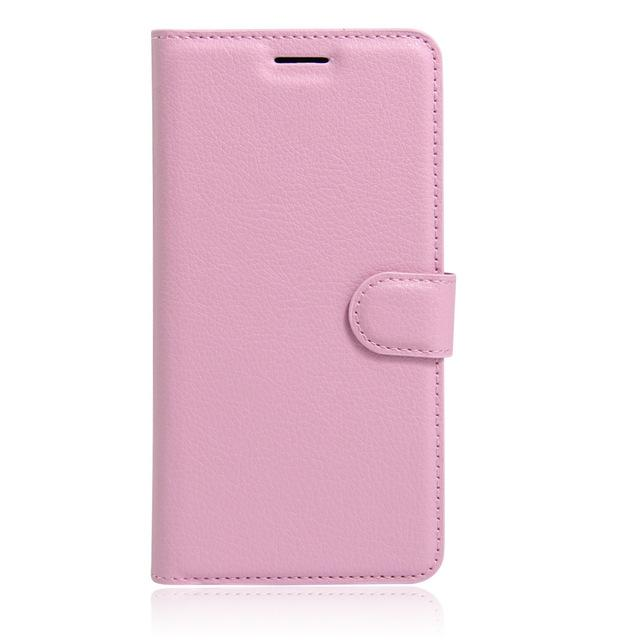 Huawei Honor 6C Pro Case Huawei JMM-L22 PU Leather Wallet Silicone