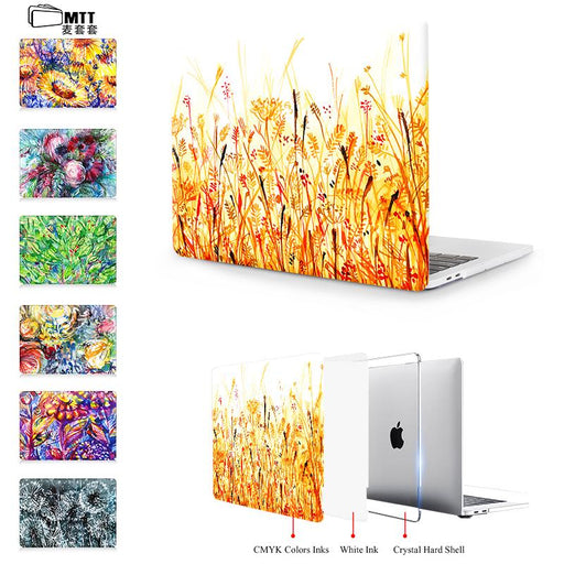 Hard shell For Macbook Air 11 13 Pro Retina 12 13 15 case - case.n.more