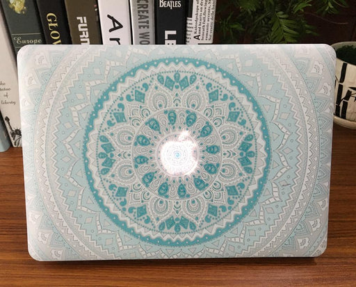 Mandala pattern hard Case For Apple Macbook Air 13 Case 11 Pro 15 Retina 12 Laptop Bag - case.n.more
