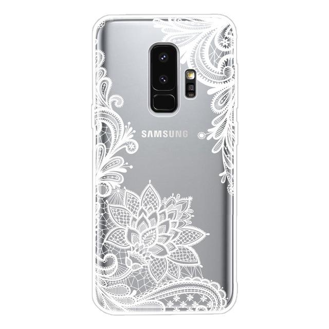 Attractive Flower Case For Samsung Galaxy - case.n.more