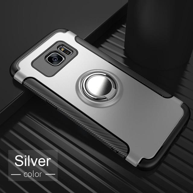 Luxury Full Cover Protect Case For Samsung Galaxy