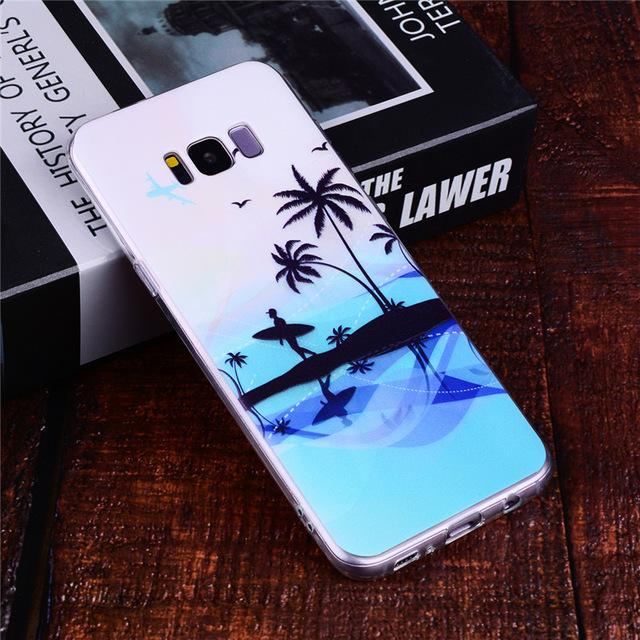 Samsung Galaxy S Edge Silicone Case