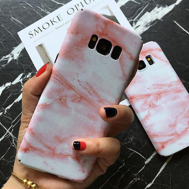 Marble Case For Samsung Galaxy - case.n.more