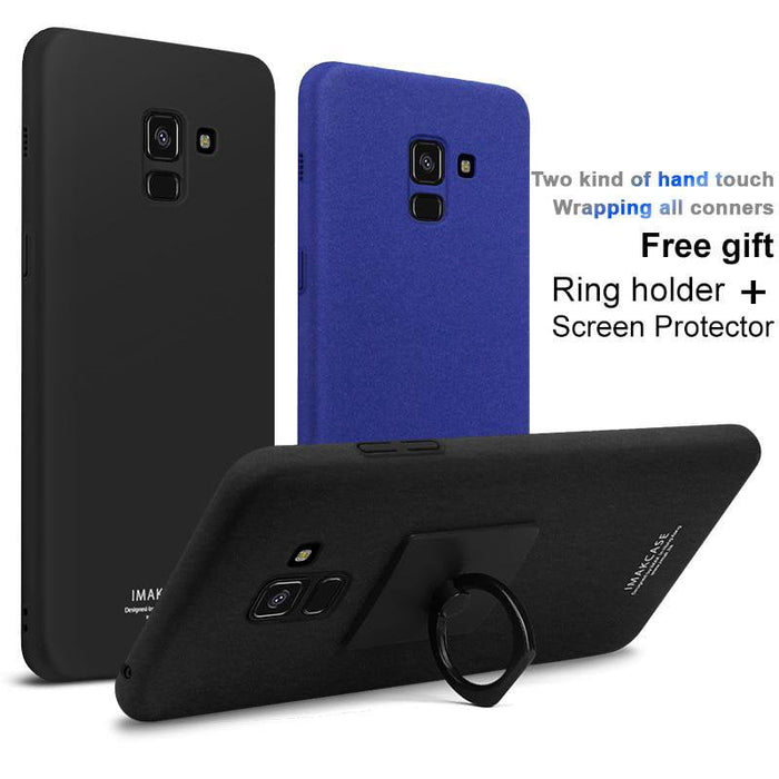 High Quality Matte Samsung Galaxy A8 2018 Case - case.n.more