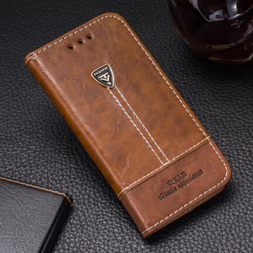 Vivo V7 Ultimate Leather Case