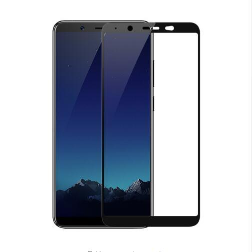 Vivo Full Cover Tempered Glass Screen Protector