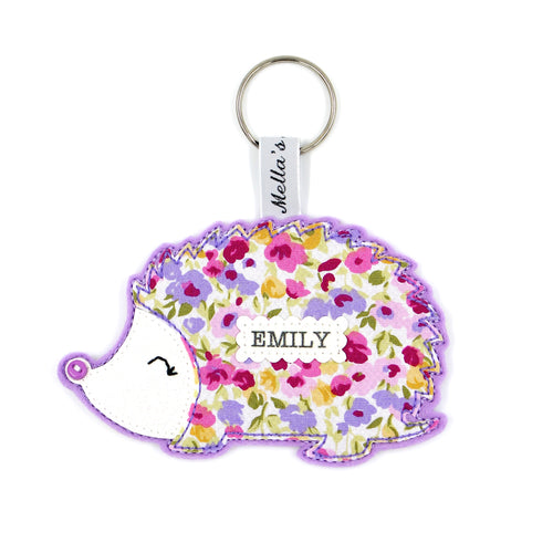 Hedgehog Bag Tag