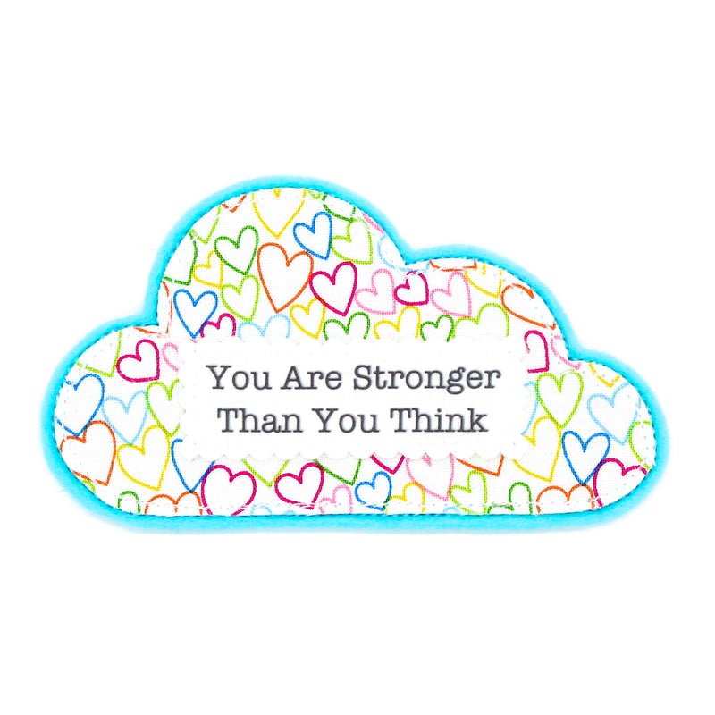 Clouds of Encouragement - Purse Reminders
