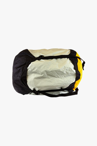 Backpack black & yellow