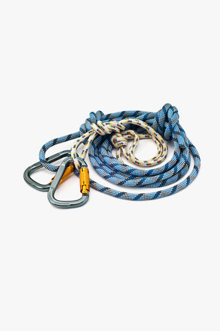 Rope and belaying gears