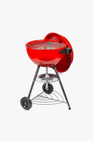 Charcoal Barbeque Oven