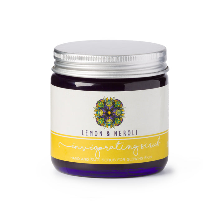 Lemon & Neroli Softening Hand & Face Scrub