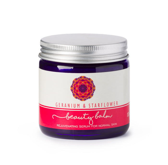 Geranium & Starflower Beauty Balm
