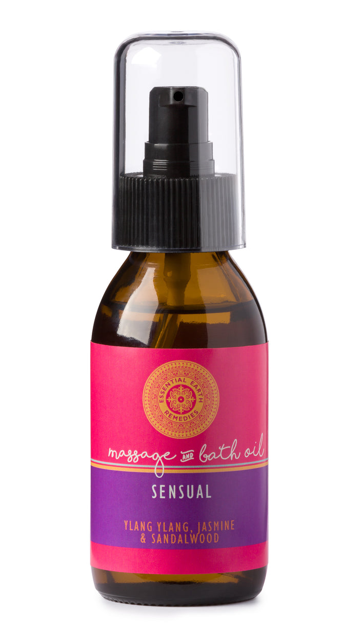 Sensual Bath & Massage Oil