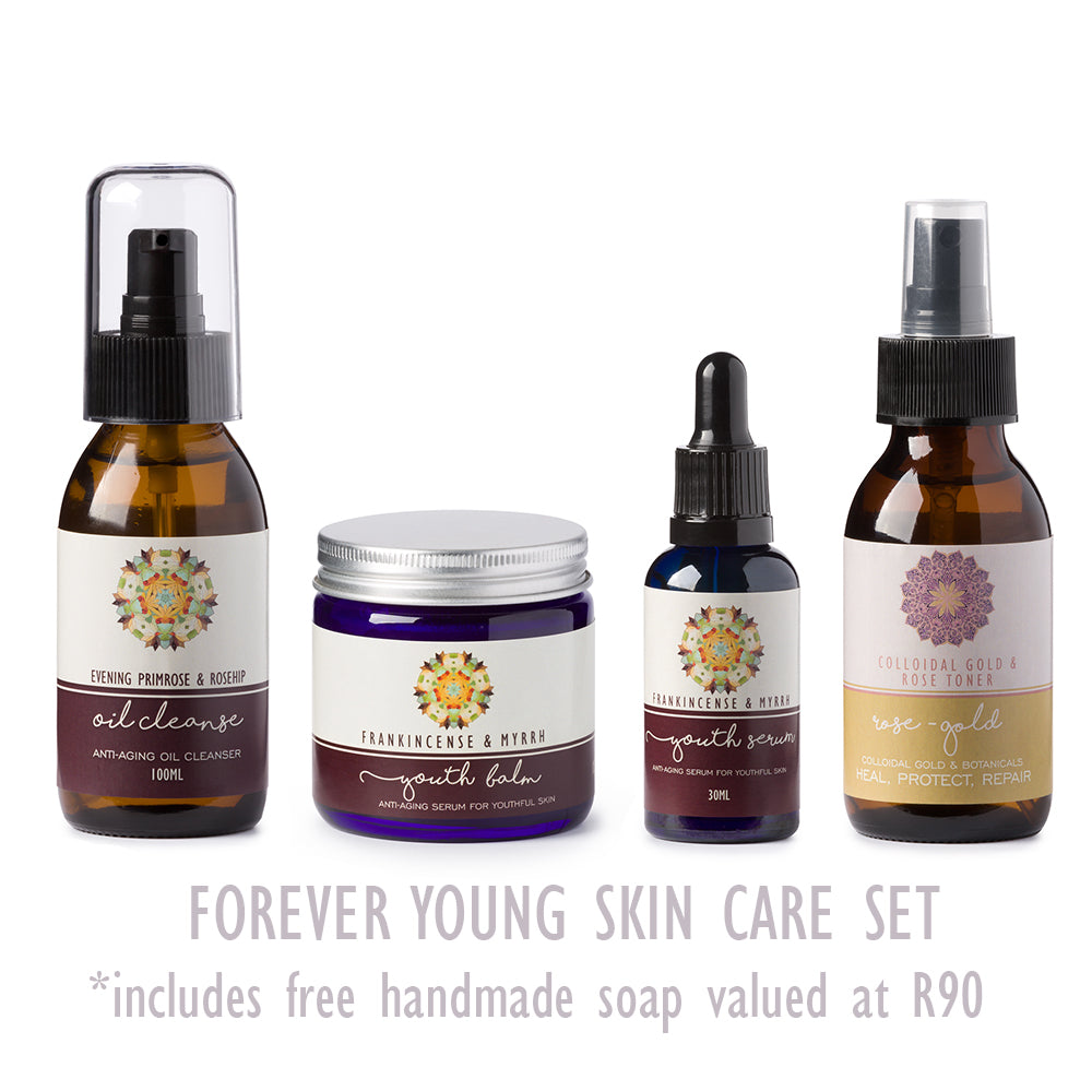 Forever Young Skin Care Set