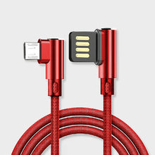 Android 90 Degree Undirected design Data Cables
