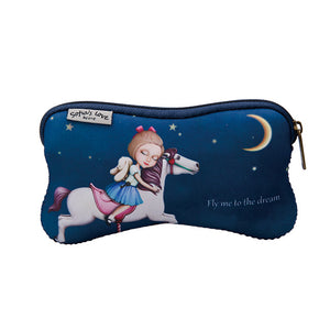 sofia zipper phone bag