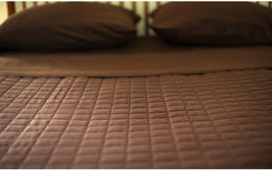 QUILTED BLANKET BY COMPHY - Colors / Sizes - $75 to $152