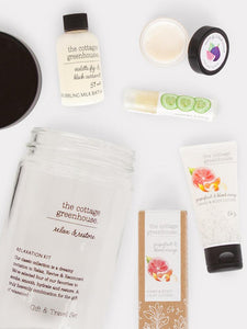 Fruits Relaxation Spa Kit
