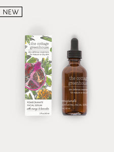 Pomegranate Facial Serum