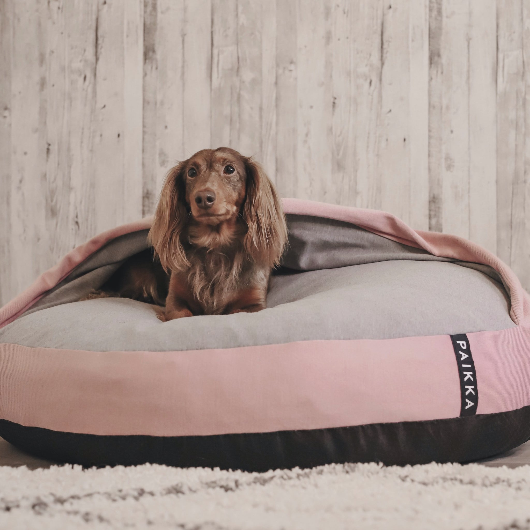 Recovery Burrow Bed Pink