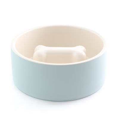 PAIKKA Happy Pet Project slow feed bowl for dog