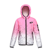 rokka & rolla girls' ultra-lightweight windbreaker